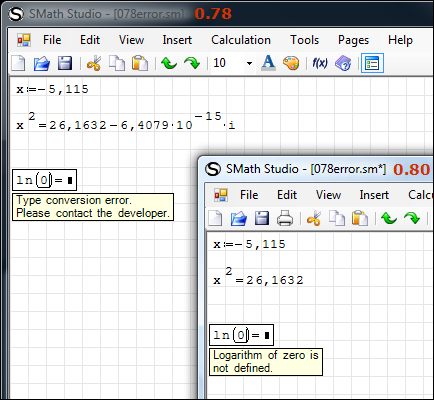SMath Studio for Handheld full screenshot