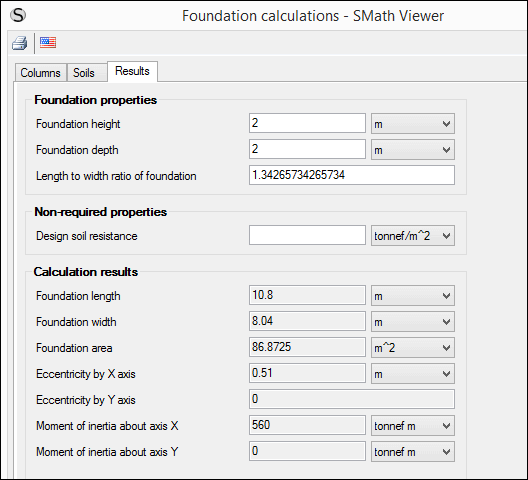 SMath Viewer form example